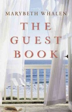 The guest book by Marybeth Whalen.  Click the cover image to check out or request the literary fiction kindle.