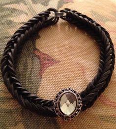 Rainbow Loom Bracelet for ladies  #MichaelsRainbowLoom