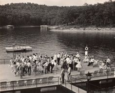 """""""Swing yer partner 'round an 'round!""""... Who thinks it's time for square dancing to make a comeback at the Lake of the Ozarks?"""