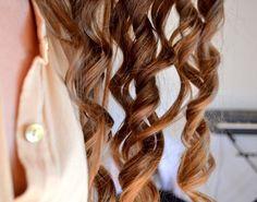 Such pretty curls!!!