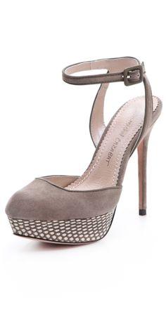 Lex Ankle Strap Pumps by ShopBop