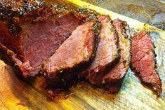 Braised Corned Beef Brisket.