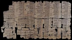 The Egyptian Dream Book: The Egyptian 'Dream Book' is preserved in the form of a papyrus with a hieratic script. This papyrus was found in the ancient Egyptian workers' village of Deir el-Medina, near the Valley of the Kings. This papyrus has been dated to the early reign of Ramesses II (1279-1213 B.C.). - See more at: http://www.ancient-origins.net/myths-legends/egyptian-dream-book-001621#!bwmkCG