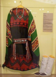 Navajo Women's traditional dress