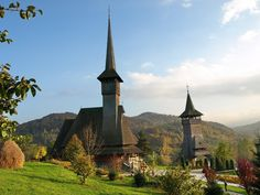 Traditie intr-un loc secret: Manastirea Barsana, Maramures, Romania!