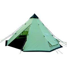 Ozark Trail 20-person Tent, Ozark Trail Tent, 23 Round, Teepee Tent $197.00 at Walmart
