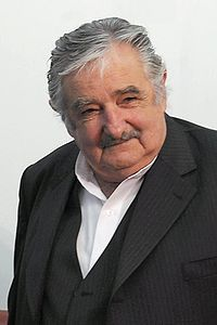 "José Alberto ""Pepe"" Mujica Cordano is an Uruguayan politician, and President of Uruguay since 2010.  The most generous President in the world.  He donates 90% of his salary. ans is only worth $1,800 http://www.youtube.com/watch?v=NGufxyfe868"