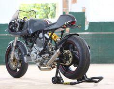"Leggero Nbr. 5/12 Grey ""Zia"" | Walt Siegl Motorcycles motorcycl"