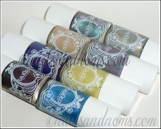 Takko Lacquer Collection Swatches and Review!!
