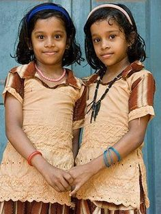 Twins Triplets Quadruplets and More | Twins from Around the World