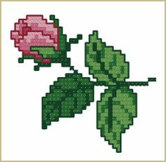 Free Embroidery Designs Rose