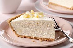 Fluffy White Chocolate Cheesecake recipe