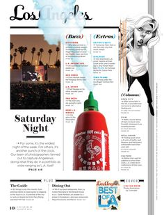 Los Angeles Magazine Magazine Subscription, 12 Digital Issues   Zinio - The World's Largest Newsstand