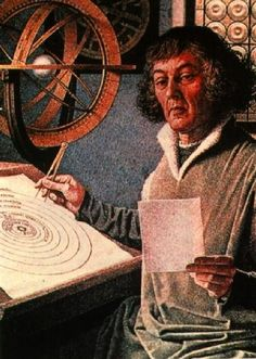 Nicolaus Copernicus was born February 19. 1473