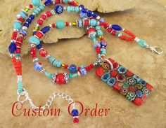 Custom Order   Boho Necklace Layered Choker by BohoStyleMe on Etsy