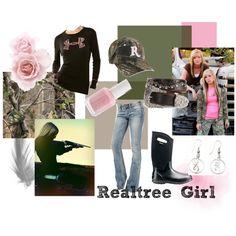 Realtree Girl