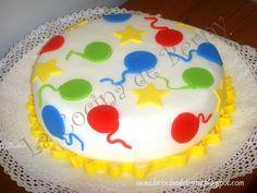 Torta cumpleaños feliz