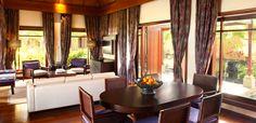 Shanti Maurice - A Nira Resort - The Shanti Villa Living Room