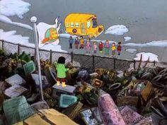 magic school bus recycling video