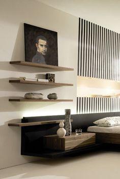 bedside tables on pinterest 19 pins. Black Bedroom Furniture Sets. Home Design Ideas