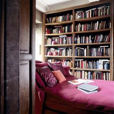 I'd love this to be my bedroom!