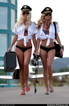 - - Coyotak Pictures - Aviation Glamour - Model at Undisclosed location   Photo ID 52471   Airplane-Pictures.net