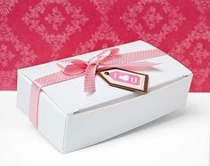 Valentine's Day gift box idea from #CTMH.