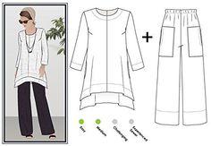 Eva Dress - Free Sewing Pattern