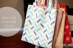 #DIY Market Tote Bag Tutorial from @Maggie Moore Massey | Supplies and Fabric available at Joann.com | #craftmonthlove