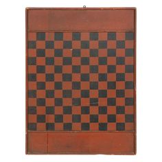brown and black gameboard
