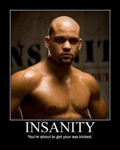 Shaun T's Insanity Workout Video Is Insane and I love him!