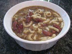 Simple Saint Joseph's Macaroni
