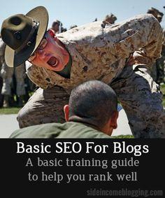 Basic SEO for Blogs