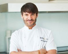 Eric Lanlard the Prince of Patisserie - Eric's interview with Kitchen Goddess
