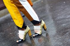 "Street style: Shoes (..""walking"" around the world)"