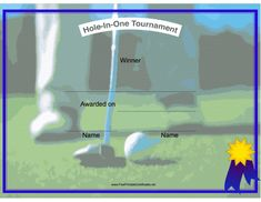 Printable golf award certificate templates yelopaper Image collections