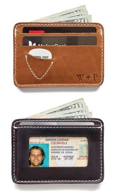 Love this wallet for guitar players.