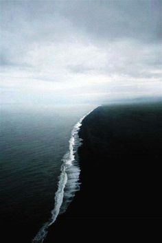 In the Gulf of Alaska two oceans come together but the water does not mix.