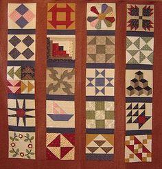 Civil War Speaker Series: Slave Quilts  at the Jesse James Farm & Museum quilt histori, slave quilt, slavequilt, museum idea