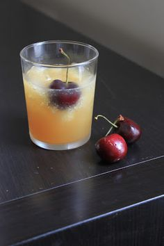 Brandy Slush (a great summer cocktail)