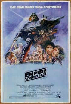 Star Wars - The Empire Strikes Back | Original Poster