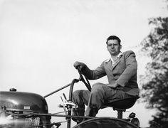 Biv Tollison, 1950. Image courtesy of Clemson University Special Collections. #ClemsonExt100