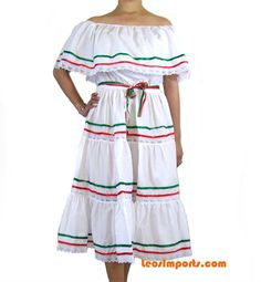 costume- Mexican Dresses