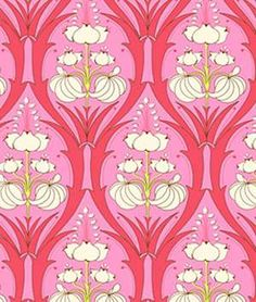 Amy Butler Passion Lily Cerise Pink Fabric
