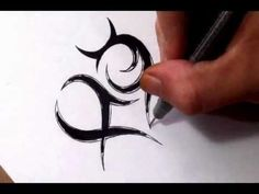 Zodiac Signs Inside a Heart Sketch - Tribal Pisces and Taurus Combined - YouTube