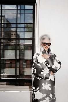 That's Not My Age: Older Models: Linda Rodin for Matches Fashion