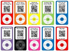 Listening Center with a Twist!  Student scan the QR Code and a story is read to them on their device.  Fun and Engaging!