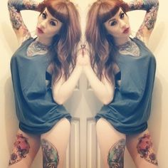 Can I have her, please? :o)