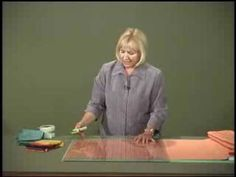 Learn to cut Jelly Roll and Double Wide fabric strips fast and efficiently