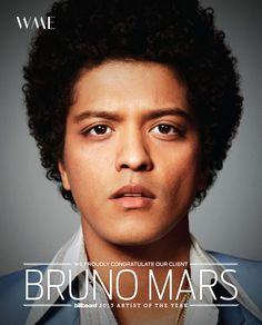 Bruno Mars, Billboard Magazine